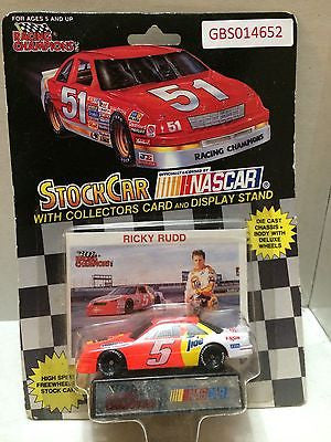 (TAS030647) - Racing Champions StockCar Nascar - Ricky Rudd #5, , Trucks & Cars, Racing Champions, The Angry Spider Vintage Toys & Collectibles Store