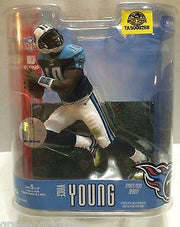 (TAS008288) - McFarlane Toys Figure - NFL Football Vince Young, , Action Figure, NFL, The Angry Spider Vintage Toys & Collectibles Store