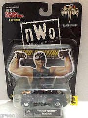 (TAS006141) - WWF WCW nWo WWE Nitro-Streetrods - Hollywood Hogan, , Trucks & Cars, Racing Champions, The Angry Spider Vintage Toys & Collectibles Store