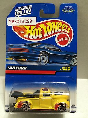(TAS030902) - Mattel Hot Wheels Car - '40 Ford, , Cars, Hot Wheels, The Angry Spider Vintage Toys & Collectibles Store