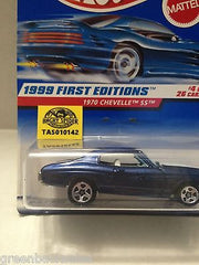 (TAS010142) - 2000 Mattel Hot Wheels Die Cast Replica - 1970 Chevelle SS, , Trucks & Cars, Hot Wheels, The Angry Spider Vintage Toys & Collectibles Store  - 3
