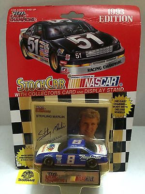 (TAS004446) - Racing Champions StockCar Nascar - Sterling Marlin #8, , Other, Varies, The Angry Spider Vintage Toys & Collectibles Store