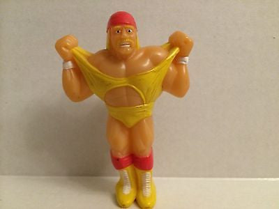 (TAS031310) - WWE WWF WCW Wrestling Nite Light - Hulk Hogan, , Action Figure, Wrestling, The Angry Spider Vintage Toys & Collectibles Store