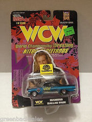 (TAS009018) - 1998 Racing Champions WCW Nitro-Street Rod Car - DDP, , Diecast-Modern Manufacture, Racing Champions, The Angry Spider Vintage Toys & Collectibles Store  - 3