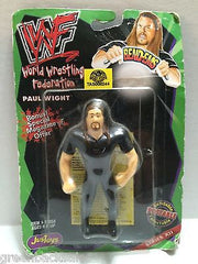 (TAS008244) - WWF WWE WCW nWo Wrestling JusToys Bend-Ems Figure - Paul Wight, , Action Figure, Wrestling, The Angry Spider Vintage Toys & Collectibles Store