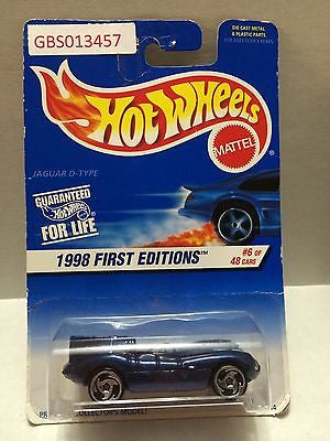 (TAS030943) - Mattel Hot Wheels Car - 1998 First Editions, , Cars, Hot Wheels, The Angry Spider Vintage Toys & Collectibles Store