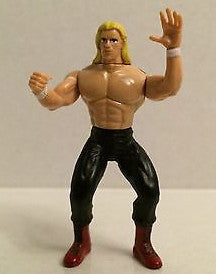 (TAS031319) - WWE WWF WCW Wrestling Die Cast Steel Slammer Figure - Lex Luger, , Action Figure, Wrestling, The Angry Spider Vintage Toys & Collectibles Store