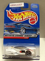 (TAS030914) - Mattel Hot Wheels Car - Alien, , Cars, Hot Wheels, The Angry Spider Vintage Toys & Collectibles Store