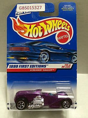 (TAS031011) - Hot Wheels 1999 First Editions Screamin Hauler 15/26, , Cars, Hot Wheels, The Angry Spider Vintage Toys & Collectibles Store
