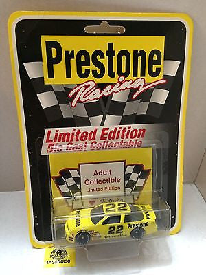 (TAS004830) - Prestone Racing Limited Edition Die Cast Collectable #22, , Other, Varies, The Angry Spider Vintage Toys & Collectibles Store