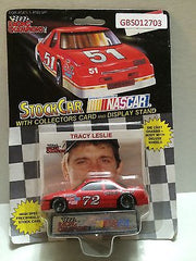 (TAS030629) - Racing Champions StockCar Nascar - Tracy Leslie #72, , Trucks & Cars, Racing Champions, The Angry Spider Vintage Toys & Collectibles Store