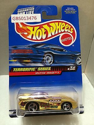 (TAS030950) - Hot Wheels Terrorific Series 4/4 Splittin Image II, , Cars, Hot Wheels, The Angry Spider Vintage Toys & Collectibles Store