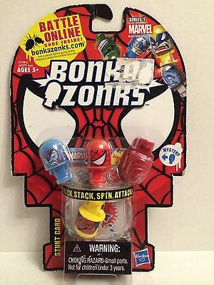 (TAS000289) - Bonka Zonks - Marvel Series 1, , Game, n/a, The Angry Spider Vintage Toys & Collectibles Store