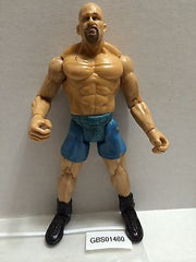 (TAS031269) - WWF WWE WCW Jakks Wrestling Figure - Stone Cold Steve Austin, , Action Figure, Wrestling, The Angry Spider Vintage Toys & Collectibles Store