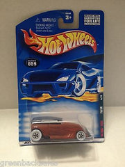 (TAS010260) - 2000 Mattel Hot Wheels Die Cast Replica - Phaeton, , Trucks & Cars, Hot Wheels, The Angry Spider Vintage Toys & Collectibles Store  - 1