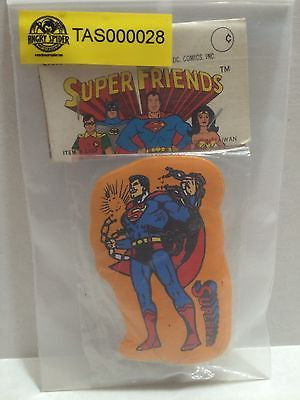 (TAS000028) - Super Friends DC Comics - Superman Pencil Sharpener, , Pencil, DC Comics, The Angry Spider Vintage Toys & Collectibles Store