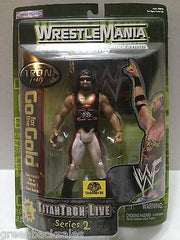 (TAS006138) - 2000 Jakks WWF WWE WrestleMania Figure Go For The Gold - X-Pac, , Action Figure, Wrestling, The Angry Spider Vintage Toys & Collectibles Store