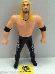 (TAS005268) - WWE WWF WCW nWo Wrestling Bend-Ems Action Figure - Edge, , Sports, Varies, The Angry Spider Vintage Toys & Collectibles Store