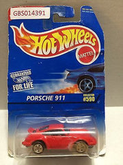 (TAS030985) - Hot Wheels Car - Porsche 911, , Cars, Hot Wheels, The Angry Spider Vintage Toys & Collectibles Store