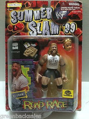 (TAS006836) - Jakks Pacific WWF WCW Summer Slam Figure - Al Snow, , Action Figure, Wrestling, The Angry Spider Vintage Toys & Collectibles Store