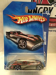 (TAS004438) - Hot Wheels Racing '09 Chevorletor 01/10, , Cars, Hot Wheels, The Angry Spider Vintage Toys & Collectibles Store