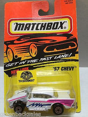 (TAS009697) - Matchbox Cars - '57 Chevy, , Cars, Matchbox, The Angry Spider Vintage Toys & Collectibles Store