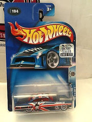 (TAS004348) - Hot Wheels Roll Patrol - Fish'D & Chip'D - Collector #194, , Cars, Hot Wheels, The Angry Spider Vintage Toys & Collectibles Store