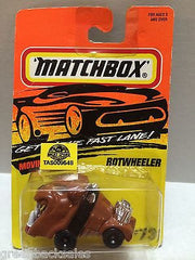 (TAS009548) - Matchbox Cars - Rotwheeler, , Cars, Matchbox, The Angry Spider Vintage Toys & Collectibles Store