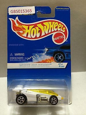 (TAS031020) - Hot Wheels Car - White Ice Series, , Cars, Hot Wheels, The Angry Spider Vintage Toys & Collectibles Store