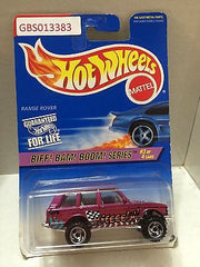 (TAS030925) - Mattel Hot Wheels Car - Biff! Bam! Boom! Series, , Cars, Hot Wheels, The Angry Spider Vintage Toys & Collectibles Store