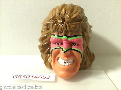 (TAS030515) - 1990 WWF WWE Titan Sports LJN Squirt Head - Ultimate Warrior, , Wrestling, Wrestling, The Angry Spider Vintage Toys & Collectibles Store