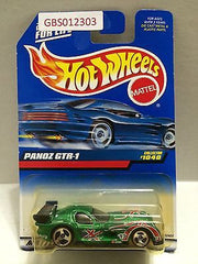 (TAS030854) - Mattel Hot Wheels Car - Panoz GTR-1, , Cars, Hot Wheels, The Angry Spider Vintage Toys & Collectibles Store