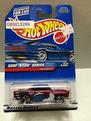 (TAS030898) - Mattel Hot Wheels Car - '55 Chevy, , Cars, Hot Wheels, The Angry Spider Vintage Toys & Collectibles Store