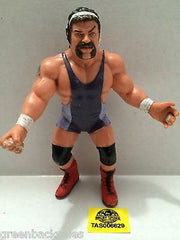 (TAS006629) - WWE WWF WCW nWo Wrestling Galoobs Action Figure - Rick Steiner, , Action Figure, Wrestling, The Angry Spider Vintage Toys & Collectibles Store