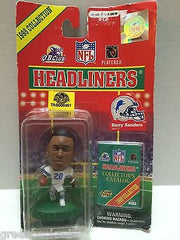 (TAS008451) - MLB NBA NFL NHL Headliner Sports Figure - Sanders, , Action Figure, NFL, The Angry Spider Vintage Toys & Collectibles Store