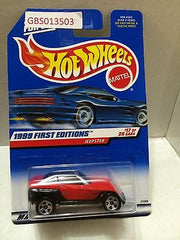 (TAS030960) - Mattel Hot Wheels Car - Jeepster, , Cars, Hot Wheels, The Angry Spider Vintage Toys & Collectibles Store