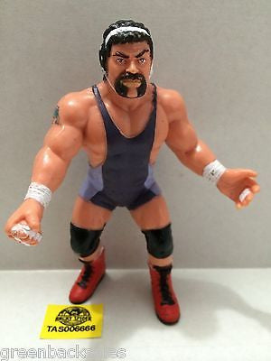 (TAS006666) - WWE WWF WCW nWo Wrestling Galoobs Action Figure - Rick Steiner, , Action Figure, Wrestling, The Angry Spider Vintage Toys & Collectibles Store
