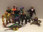 (TAS009297) - Mixed Figure Lot - Ben 10, Dinosaur, Mini King, Others, , Action Figure, Varies, The Angry Spider Vintage Toys & Collectibles Store