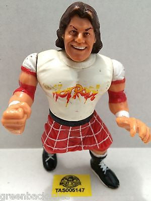 (TAS005147) - WWE WWF WCW Wrestling Hasbro Action Figure - Hot Rod Roddy Piper, , Action Figure, Wrestling, The Angry Spider Vintage Toys & Collectibles Store
