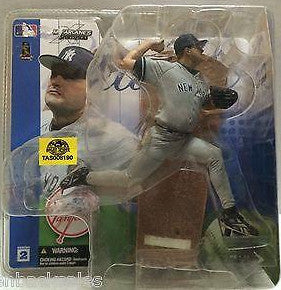 (TAS008190) - McFarlane Toys Figure New York Yankees - Roger Clemens, , Action Figure, MLB, The Angry Spider Vintage Toys & Collectibles Store