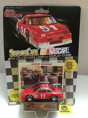 (TAS004820) - Racing Champions StockCar Nascar - Geoff Bodine #11, , Other, Varies, The Angry Spider Vintage Toys & Collectibles Store