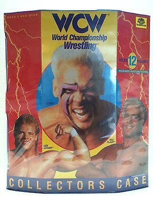(TAS004149) - WWE WWF WCW Wrestling Collectors Case, , TV, Movie & Video Games, Wrestling, The Angry Spider Vintage Toys & Collectibles Store
