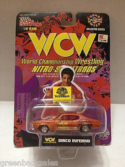 (TAS008940) - 1998 Racing Champions WCW Nitro-Street Rod Car - Disco Inferno, , Diecast-Modern Manufacture, Racing Champions, The Angry Spider Vintage Toys & Collectibles Store  - 3