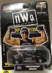(TAS006145) - Racing Champions WCW Nitro-Streetrods 1:64 - Hulk Hollywood Hogan, , Trucks & Cars, Racing Champions, The Angry Spider Vintage Toys & Collectibles Store