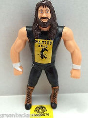 (TAS005276) - WWE WWF WCW nWo Wrestling Bend-Ems Action Figure - Cactus Jack, , Sports, Varies, The Angry Spider Vintage Toys & Collectibles Store