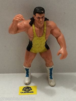 (TAS005485) - WWE WWF WCW nWo Wrestling Galoob Action Figure - Scott Steiner, , Sports, Varies, The Angry Spider Vintage Toys & Collectibles Store
