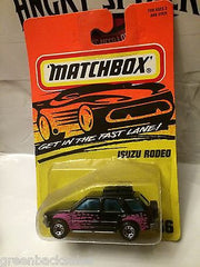 (TAS031524) - Matchbox Toy Car - Isuzu Rodeo, , Cars, Matchbox, The Angry Spider Vintage Toys & Collectibles Store