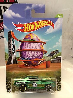 (TAS004929) - Hot Wheels Happy Easter 2014 - 1/8, , Cars, Hot Wheels, The Angry Spider Vintage Toys & Collectibles Store