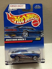 (TAS030933) - Mattel Hot Wheels Car - Mustang Mach 1, , Cars, Hot Wheels, The Angry Spider Vintage Toys & Collectibles Store