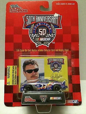 (TAS031679) - Racing Champions Nascar - Robert Pressley #77 Jasper, , Trucks & Cars, Nascar, The Angry Spider Vintage Toys & Collectibles Store